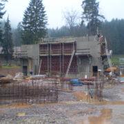 construction centre socio-culturel La Broque